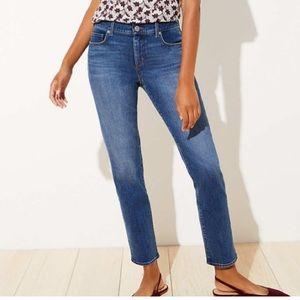 Like new LOFT straight leg jeans!!!